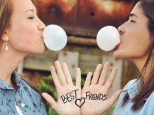Истинското приятелство не познава граници