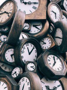 Време за всичко